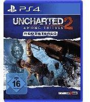Ak tronic Uncharted 2: Among Thieves Remastered (PlayStation 4)