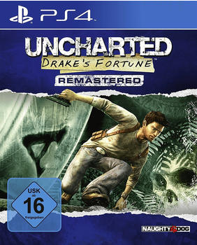 Ak tronic Uncharted: Drakes Fortune Remastered (PlayStation 4)