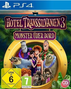 Bandai Namco Entertainment Hotel Transsilvanien 3: Monster über Bord (PlayStation 4)