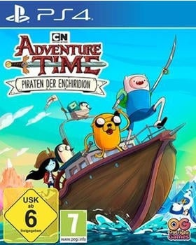 Adventure Time: Piraten der Enchiridion (PS4)