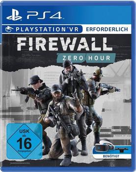Sony Firewall: Zero Hour (PlayStation 4)