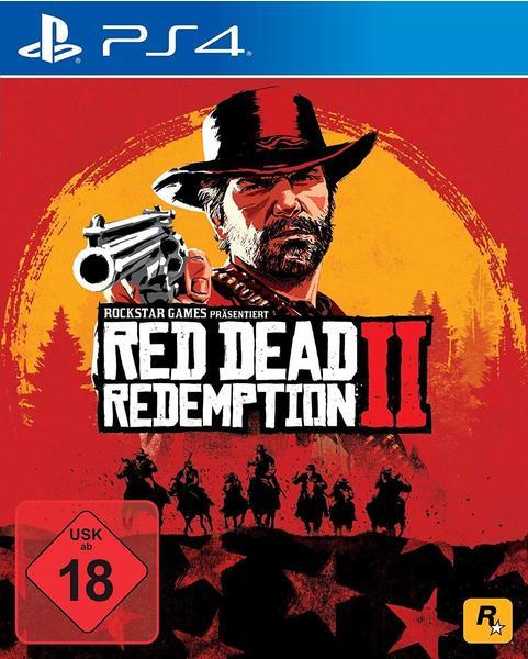 Rockstar Games Red Dead Redemption 2 (PEGI) (PS4)