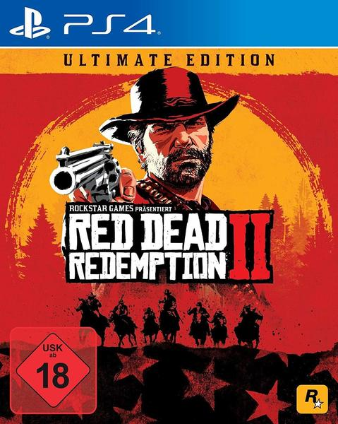 Rockstar Red Dead Redemption II - Ultimate Edition (PS4)