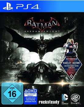 Warner Batman Arkham Knight PS4 USK: 16