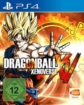 keine Angabe Dragonball Xenoverse PS4 USK: 12