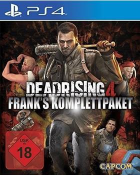 Capcom Dead Rising 4: Franks Komplettpaket (PEGI) (PS4)