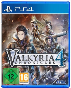 Sega Valkyria Chronicles 4 LE (PlayStation 4)