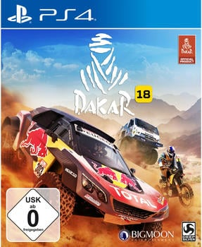 Avanquest Dakar 18 PS4