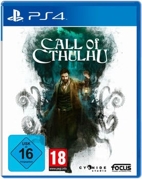 Focus Home Interactive Call Of Cthulhu PS4
