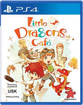 keine Angabe Little Dragons Cafe PS4