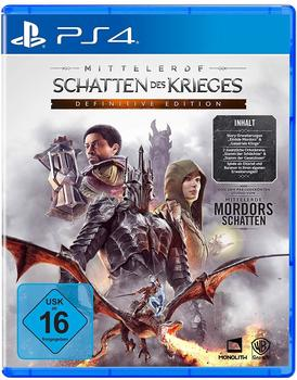 Mittelerde: Schatten des Krieges - Definitive Edition (PS4)