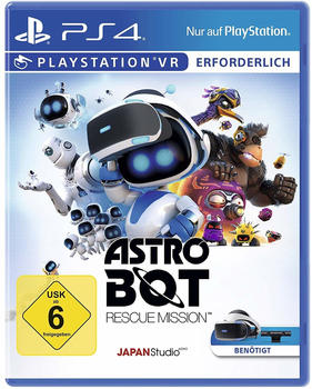 Sony Astro Bot Rescue Mission (PlayStation 4)