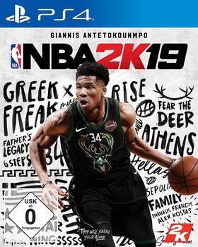 2K Games NBA 2K19 (PS4)