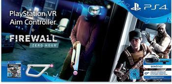 Sony Firewall: Zero Hour VR PlayStation 4, inkl. PlayStation-VR-Aim Controller