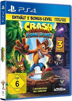 Blizzard Crash Bandicoot N.Sane Trilogy PS4