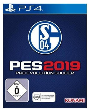 Pro Evolution Soccer 2019: Schalke 04 Edition (PS4)