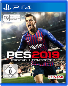 Konami Pro Evolution Soccer 2019 (PEGI) (PS4)