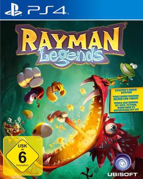 Ak tronic Rayman Legends