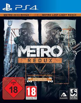 Deep Silver Metro: Redux [Neuauflage] (PS4)