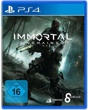 NBG Immortal: Unchained - [PlayStation 4]