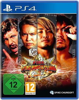KOCH Media Fire Pro Wrestling (PS4)