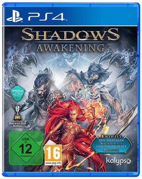Kalypso Shadows: Awakening (USK) (PS4)
