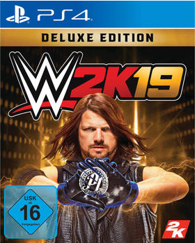 2K Games WWE 2K19 Deluxe Edition (PlayStation 4)
