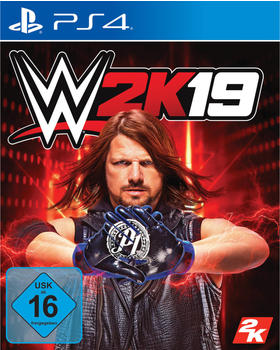 2K Games WWE 2K19 Standard Edition (PlayStation 4)