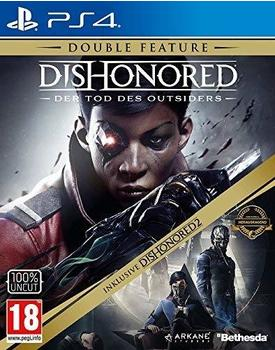 BETHESDA Dishonored: Der Tod des Outsiders - Double Feature (PEGI) (PS4)