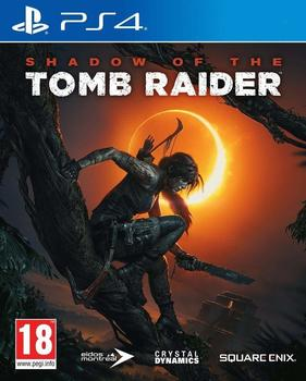 Square Enix Shadow of The Tomb Raider Limited Steelbook Edition (Ps4)