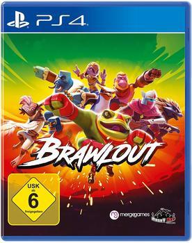 NBG Brawlout - [PlayStation 4]