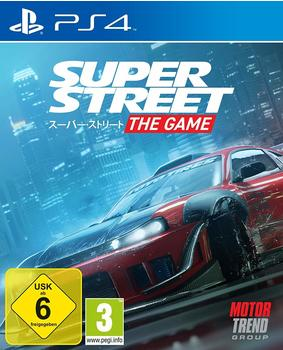 Avanquest Super Street - The Game (PlayStation 4)