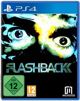 Flashback: Limited Edition (PS4)