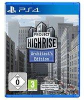 Kalypso Project Highrise: Architects Edition (PlayStation 4)