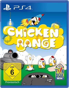 Avanquest Chicken Range PS4)