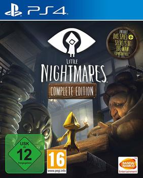 Bandai Namco Entertainment Little Nightmares - Complete Edition (PlayStation 4)