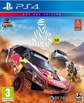 Deep Silver Dakar 18 Day One Edition (PS4) Englisch