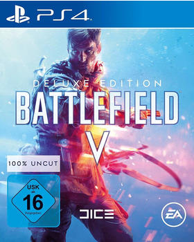 Electronic Arts Battlefield V Deluxe Edition (PlayStation 4)