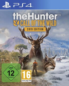 KOCH Media The Hunter - Call of the Wild - Edition (PS4)