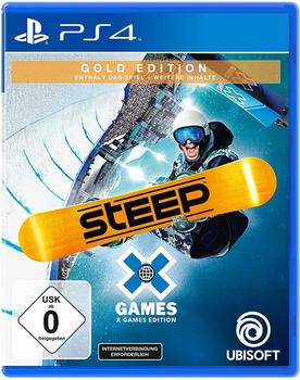 Steep: X Games - Gold Edition (PS4)