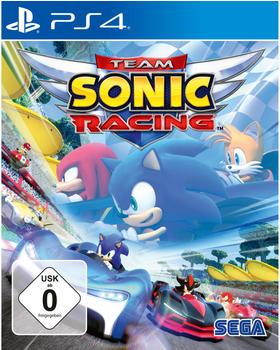 Sega Sinic Racing (USK) (PS4)