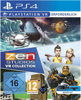 Zen Studios VR Collection (PS4)