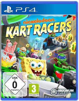 Astragon Nickelodeon Kart Racers [PS4]