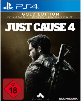 Square Enix Just Cause 4 Gold Edition [PlayStation 4]