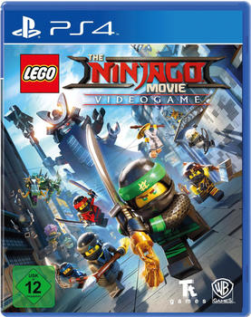 Ak tronic The LEGO NINJAGO Movie Videogame (PlayStation 4)