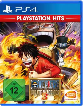 Ak tronic One Piece Pirate Warriors 3 - Playstation 4)