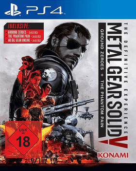 Konami Metal Gear Solid 5 - The Definitive Experience
