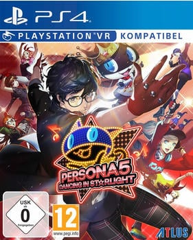 Atlus Persona 5: Dancing In The Starlight Day 1 Edition (PS4)