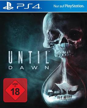 Sony Until Dawn