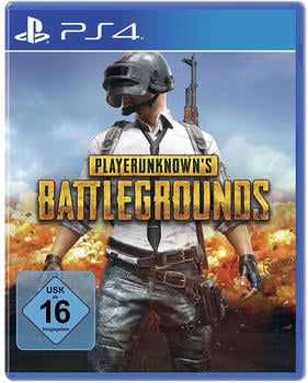 Sony PlayerUnknown´s Battlegrounds (USK) (PS4)
